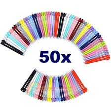 50x Multi Color Touch Screen Stylus Pen for NDS NINTENDO DS 3DS Lite NDSL new