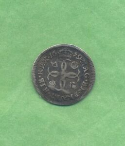 CHARLES 11 FOURPENCE 1679