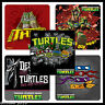 Teenage Mutant Ninja Turtles Stickers x 5 - Birthday Party Favours TMNT Stickers