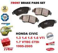 Para Honda Civic 1.3 1.4 1.5 1.6 Vti 1.7 Vtec Ctdi 1995-2005