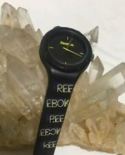Vintage Reebok Promotional Quartz Watch With New Battery
