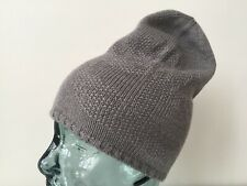 New Ladies Timberland Grey Slouchy Beanie Hat