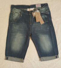VINGINO Jeans PELAGIA JR size 14 158 premium denim Bermuda Capri Hose Trousers