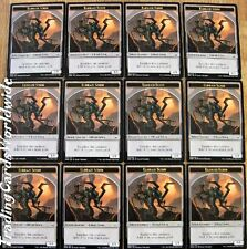 Eldrazi Scion Version 2 Token Set // 12x Oath of the Gatewatch // NM // engl.