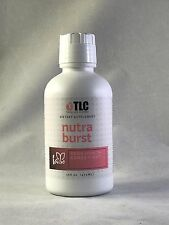 IASO NUTRA BURST 16 OZ. One Month Supply 100% Organic TLC FREE SHIPPING! Vitamin