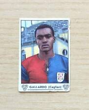 """FIGURINE PANINI """"CALCIATORI 1964-65"""" - GALLARDO - CAGLIARI - REC - REMOVED"""