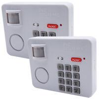 Bewegungsmelder mit Telefonwählgerät ELRO SC88-D Motion Detector NEU /& OVP