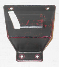1967 1968 Mustang GT A Shelby ORIG FASTBACK FIXED REAR SEAT RH LATCH TRIM COVER