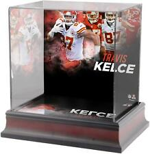 Travis Kelce Kansas City Chiefs Deluxe Mini Helmet Case - Fanatics