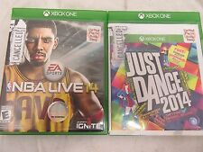 Lot of 2 - X BOX 360 Games.  Rated  E -  See Description for Listing - Good