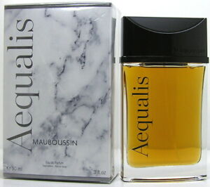 Mauboussin Aequalis EDP / Eau de Parfum Spray 90 ml