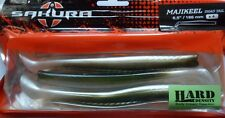 Leurre souple Sakura Majikeel Shad Tail Hard 16,5cm Equille