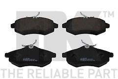 Citroen C2 & C3 1.1 1.4 8v Petrol  02-11 Set of Front Brake Pads