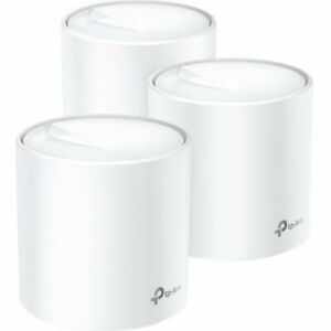 TP-Link Deco X20 (3-Pack) AX1800 Wireless Dual Band Whole Home Mesh WiFi System