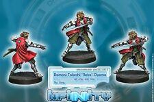 Infinity BNIB Yu Jing-domaru Takeshi Neko Oyama (ap CCW, Exp CCW)