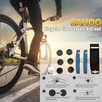 SAHOO Portable Bicycle Multifunctional Repair Tool Set Road Bike Tire Repair Kit