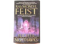 Good! Flight of the Nighthawks (The Darkwar Saga, Book 1) by Raymond E. Feist PB