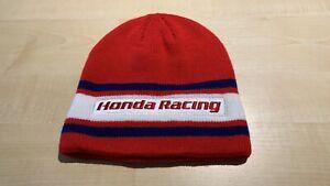 New Offiziell Honda Racing Red Beanie