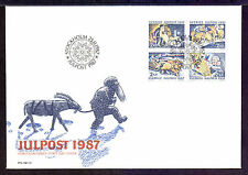 Sweden First Day Stamp Cover