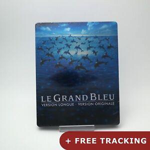 Le Grand Bleu .Blu-ray Steelbook Director's Cut / The Big Blue