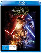 Star Wars: The Force Awakens  - BLU-RAY - NEW Region B