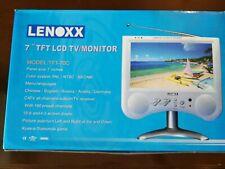 "Lenoxx 7"" TFT LCD TV/Monitor"