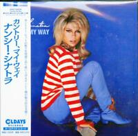 NANCY SINATRA-COUNTRY. MY WAY-JAPAN MINI LP CD BONUS TRACK C94