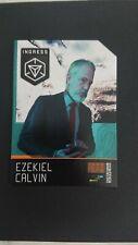 Ezekiel Calvin unused passcode badge Ingress