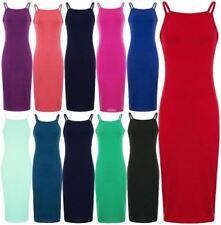 Boat Neck Stretch Regular Size Dresses for Women