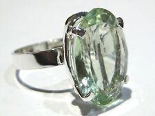 anello fluorite verde ring