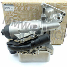 RENAULT MASTER MK3 OPEL MOVANO 2.3 dCi 2010 Oil Cooler Filter Housing 8201005241