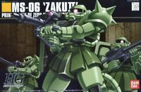Bandai Hobby Gundam HGUC #40 MS-06 Zaku II HG 1/144 Model Kit USA Seller