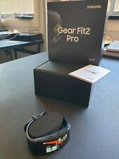 Samsung Gear Fit2 Pro Used - Small Band - Black