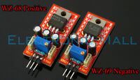 LM317/337 1.3V~42V Positive /Negative Adjustable Voltage Power Regulator Board