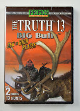 """Primos """"The Truth 13 Big Bulls Elk in High Places"""" DVD"""