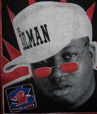 1993 E-40 The Mailman promo T-shirt vtg 90s bay area rap click hip hop 2pac XL