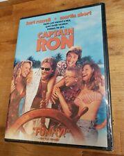NEW Captain Ron - DVD SEALED Kurt Russell Martin Short