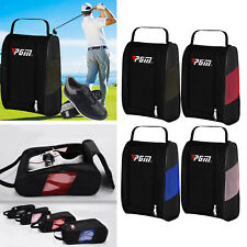 Golf Shoes Bag Breathable Boot Sports Shoe Carrier Storage Trunk for Tennis