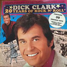 DICK CLARK AMERICAN BANDSTAND HOST S. IN PERSON RECORD ALBUM