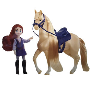 DreamWorks Spirit Riding Free Collector Doll & Horse Maricela & Mystery NWT Box