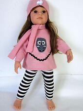 Puppenkleidung für Götz Hannah 50cm -vier Teiler-