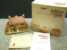 Lilliput Lane Stone Cottage English Collection South East Nib & Deeds 1982