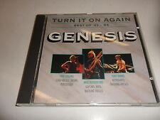 CD   Turn it on again-Best of 81-83 von Genesis