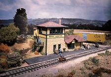 Campbell -HO-#423   Kiowa Juction Station - Kit