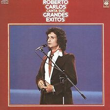 Roberto Carlos Canta sus Grandes Exitos NOT SEALED CD