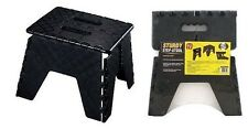 New Folding Foldable Step Stool Easy Store Stepping Up Sitting Down Handy Helper