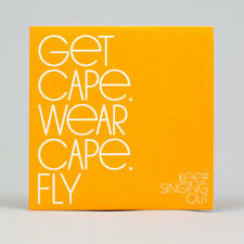 Keep Singing Out - Get Cape Wear Cape Fly - music cd ep