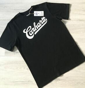NEU: CARHARTT + T-Shirt + schwarz + Gr. M + mit Etikett