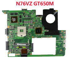 For ASUS N76VJ N76VB N76VZ N76VM N76V REV:2.2 Motherboard 2GB GT650M Mainboard
