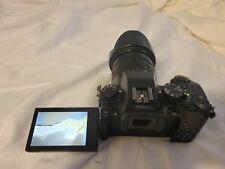 PANASONIC LUMIX G7 4K Mirrorless Camera, +14-140mm Power O.I.S. Lens, 16 Megapix